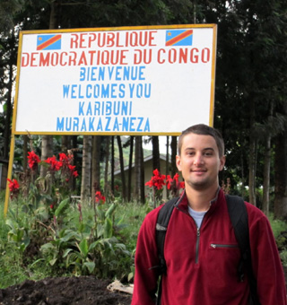 Congo hiking tours