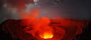 3 Days Nyiragongo Hike