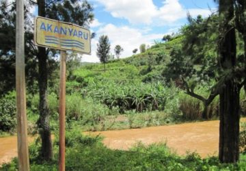 Akanyaru River