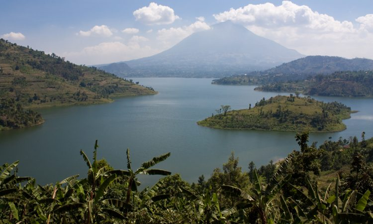 Twin Lakes of Burera and Ruhondo