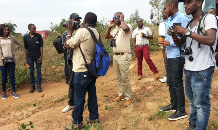 RTTA Members Birding Trip at Bugesera District
