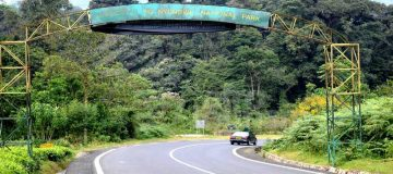 Park Entrance fees for nyungwe