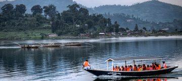 Boat Cruise in Rwanda