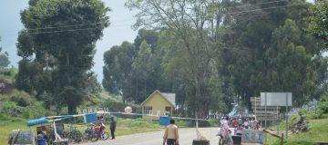 Bunagana Border Post