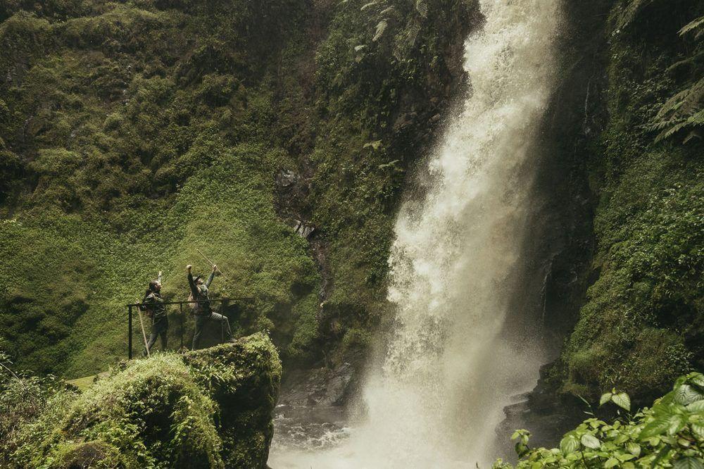 Isumo Waterfalls Hike