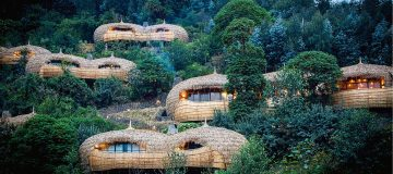 Luxury Accommodation in Volcanoes National Park