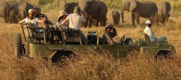Activities in Kidepo Valley National Park