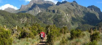 Activities in Mount Rwenzori National Park