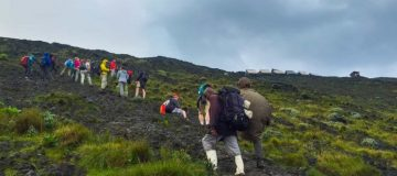 2 Days Mount Nyiragongo Hike from Goma