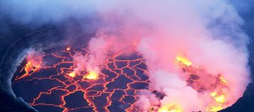 3 Days Mount Nyiragongo Hike