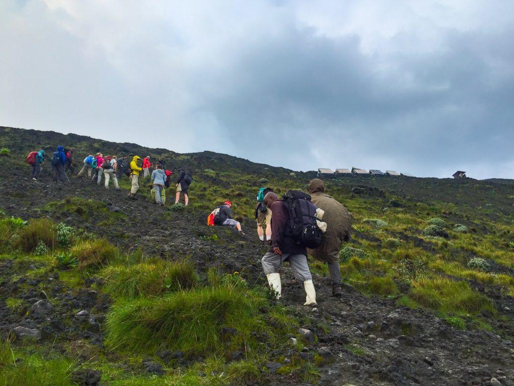 10 Days of Rutshuru Expedition