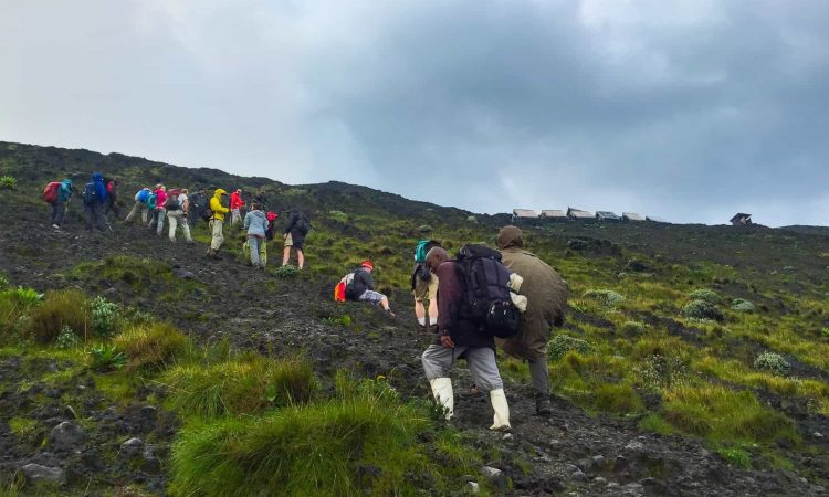 3 Days Nyiragongo Hike from Kigali and back