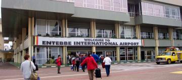 Uganda's Entebbe International Airport reopens