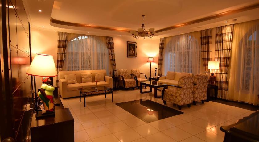 Villa Asimba hotel