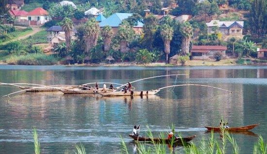 3 days Lake Kivu visit