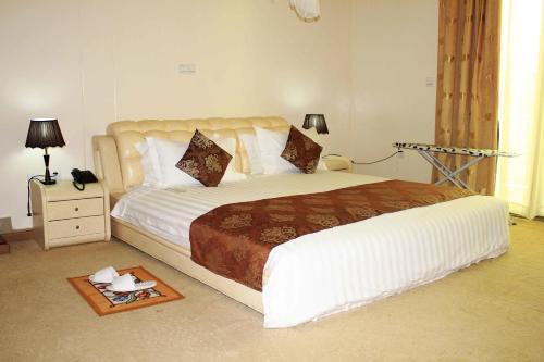 Classic hotel Rwanda